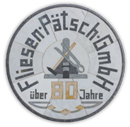 Logo Thomas Pätsch Fliesenmeisterbetrieb
